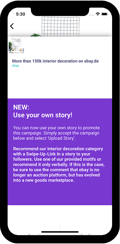 SocialAdz app screenshot